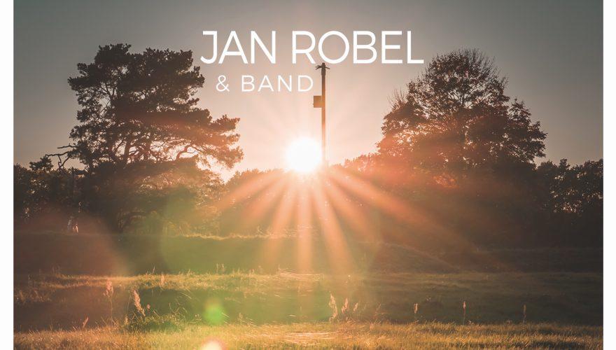 "Album Cover Jan Robel ""Leicht"""